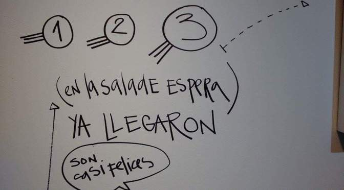 La intervención de sí: Los humanos en la sala de espera, de Fernando Armenghol y Yael Mancilla