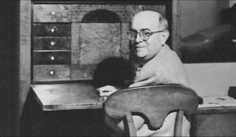 T. W. Adorno - Imagen pública