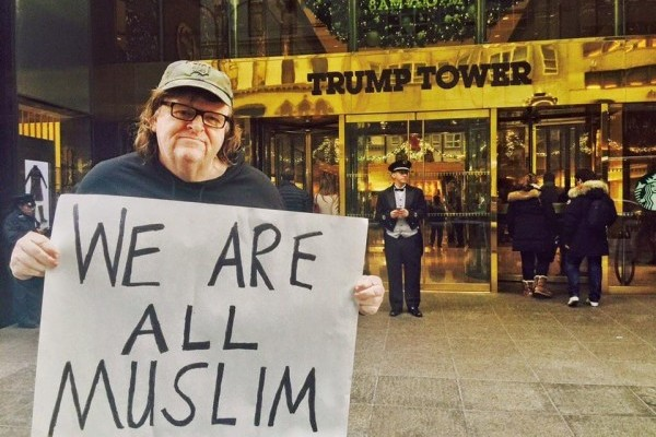 Michael Moore - Imagen pública