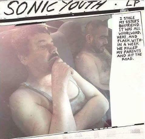 Yo sí le tengo envidia a Sean Penn