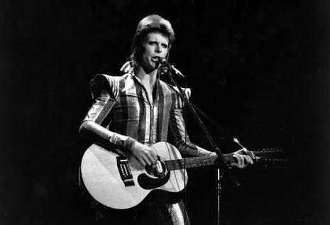 David Bowie - Imagen pública