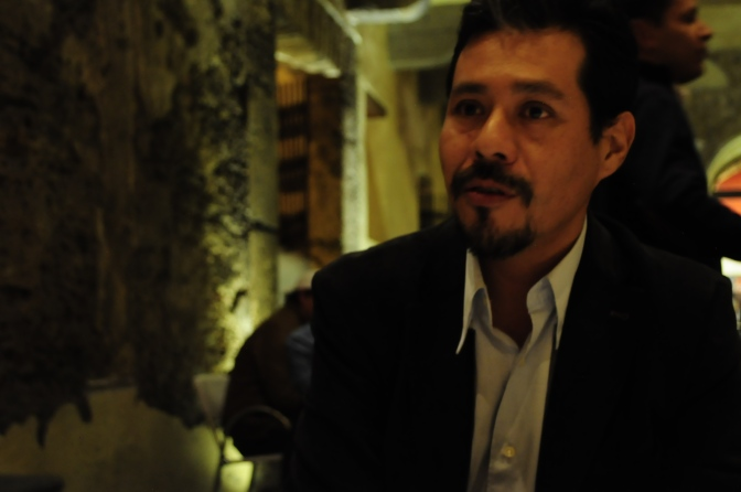 Federico Vite - Fotografía por Jessica Tirado Camacho