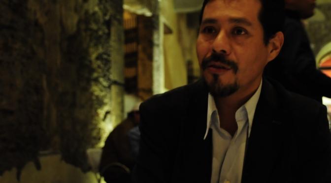 Carácter, una prueba de oficio: Entrevista a Federico Vite