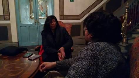 Entrevista a Magaly Tercero - Fotografía por Gerson Tovar Carreón