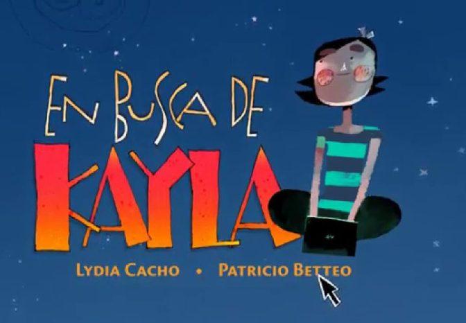En busca de Kayla, de Lydia Cacho y Patricio Betteo