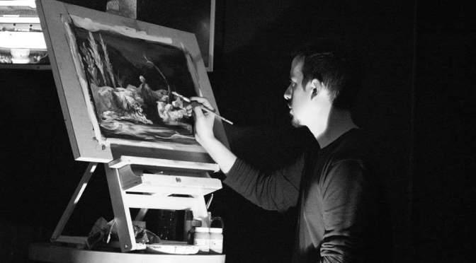 La poética de la ilustración: entrevista a Santiago Caruso