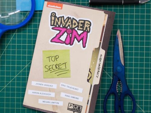 Invader Zim, o la inesperada virtud de la locura
