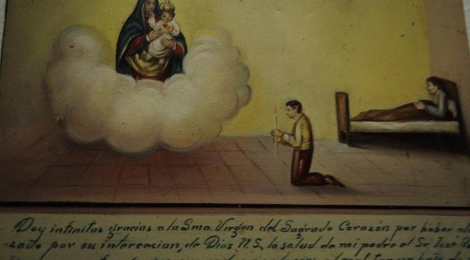 Exvotos: fe y arte en el Museo Amparo