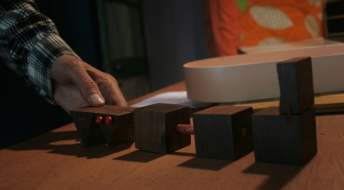 Wo-od: el diseño inteligente de Patrick Schneider