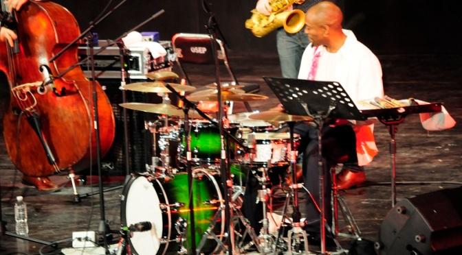 El jazz, Monk y ser uno mismo: entrevista a Clarence Penn