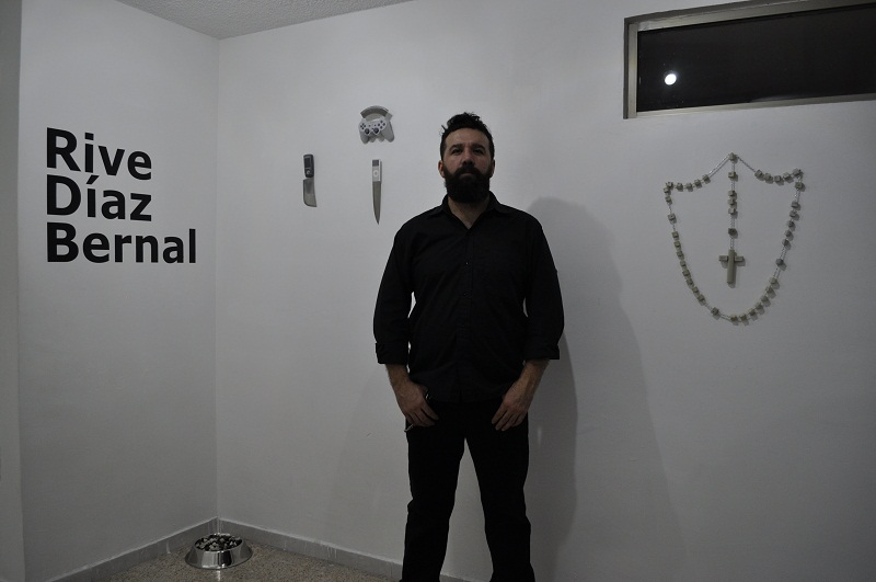 Apocapitalismo, de Rive Díaz Bernal - Fotografía por Jessica Tirado Camacho
