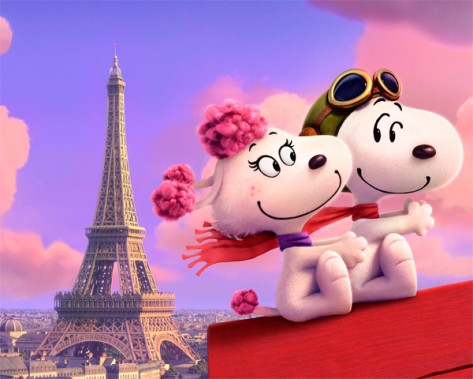 Snoopy d
