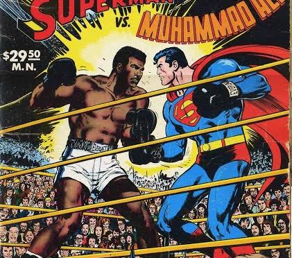 Muhammad V Superman