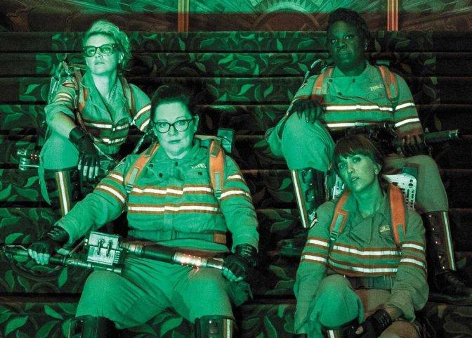 Ghostbusters y la absurda obligación de ser incluyente