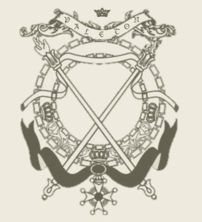 Escudo de La Real Casa de Paletón