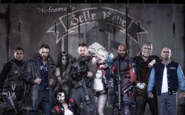 Suicide Squad - Imagen pública