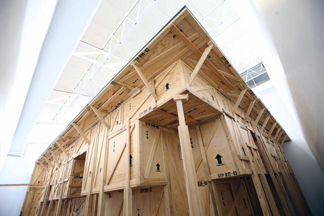 El museo como espacio de transporte: entrevista a G. T. Pellizzi