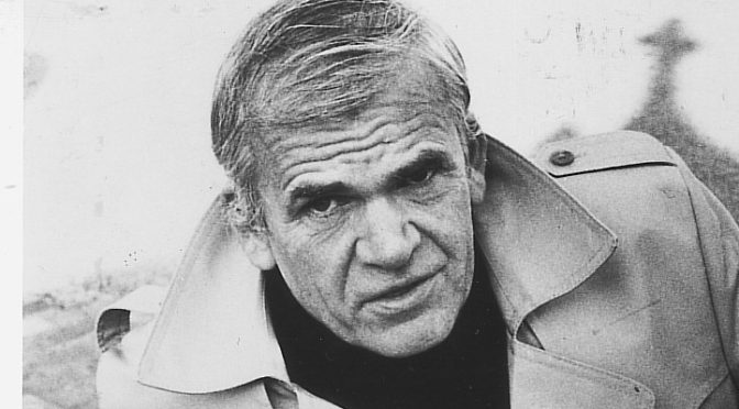 El libro de los amores ridículos, de Milan Kundera