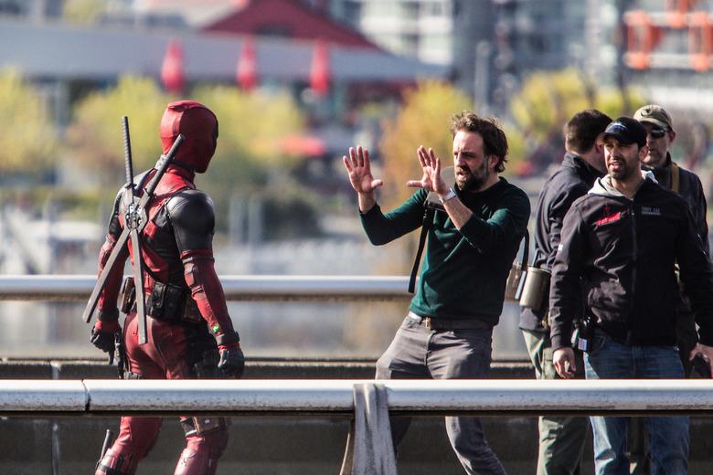 Deadpool Movie Set - Imagen pública
