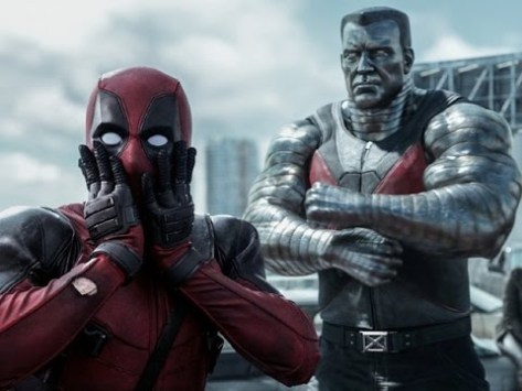 Deadpool - Imagen pública