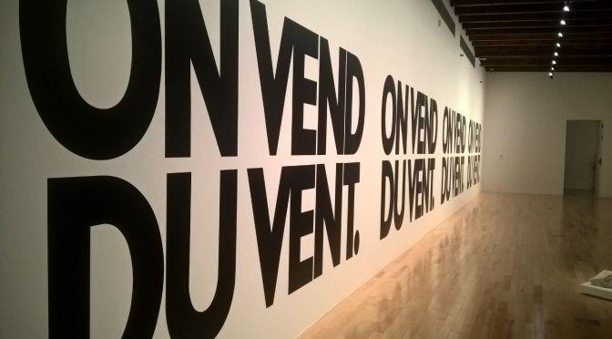 El museo como su espacio propio. Sobre Toujours en el Museo Amparo