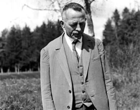Robert Walser - Imagen pública