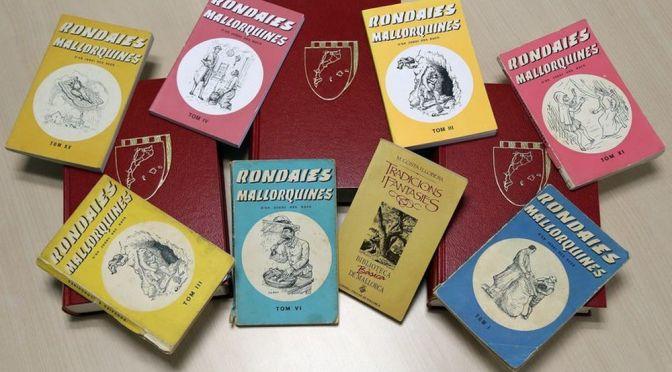 Rondalles Mallorquines No. 1: LOS TRES HERMANOS PEREZOSOS
