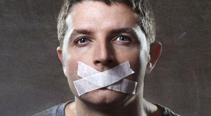 ¿La libre expresión te ofende?