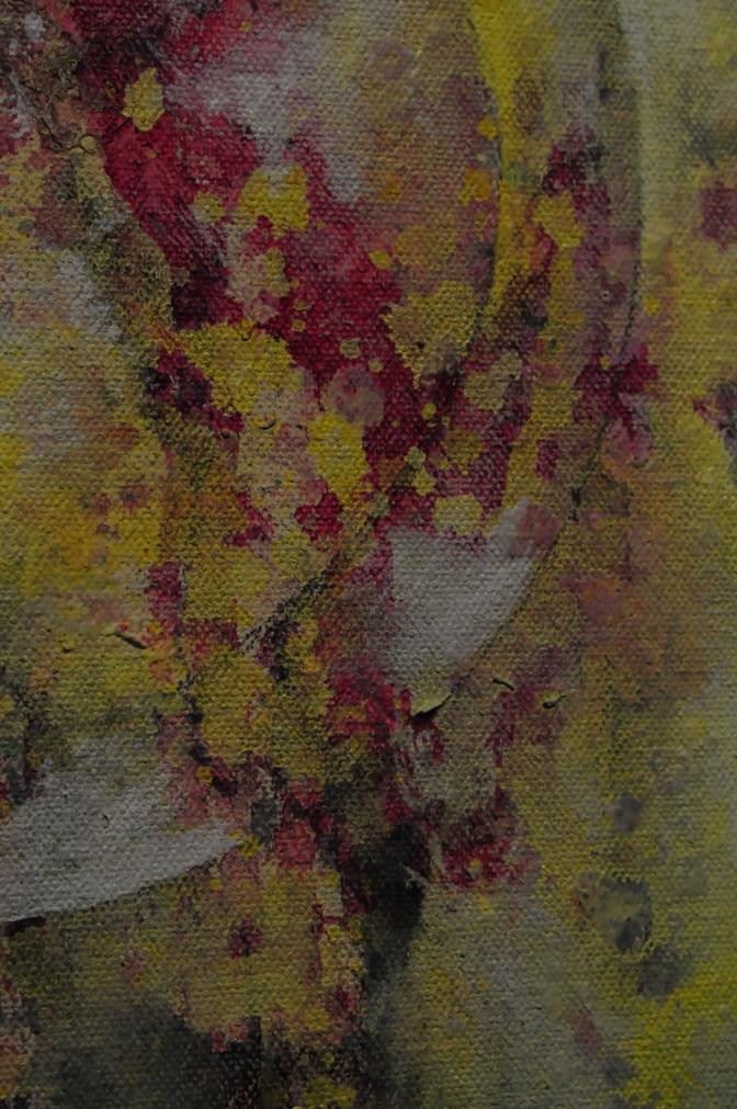 Portada - Detalle de pintura de B. V.