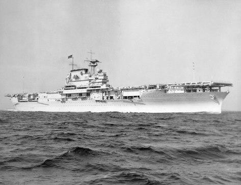 USS Yorktown - Imagen pública