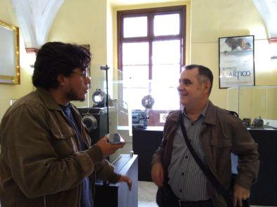 Ricardo Bernal y José Luis Dávila - Fotografía por Job Melamed