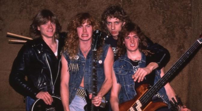 Megadeth - Imagen pública